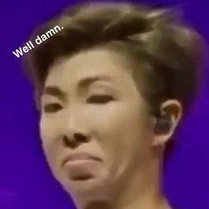 Namjoon, Hoseok, Seokjin, Bts Meme Faces, Funny Faces, K Pop, Recent Memes, Drama Memes, Bts Reactions