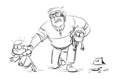 pines sibling and grunkle stan