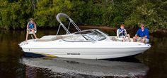 Stingray 198LF - Fish and Ski Sport Boat