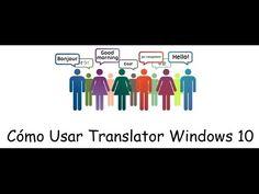 Cómo Traducir todo Idioma con Windows 10 | Windows Fácil