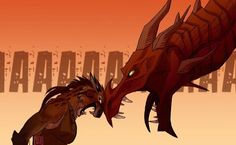 Khajiit dovahkiin's vs Dragons