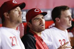Can Joey Votto and Jay Bruce ignite the Cincinnati offense?