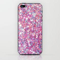 Twinkle Pink iPhone & iPod Skin by Sharon Johnstone - $15.00