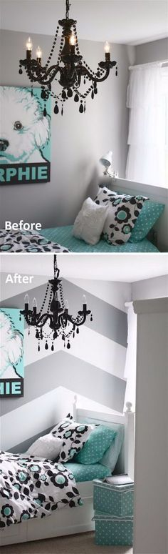 Small space solutions for bedrooms to make them look bigger