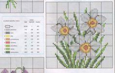 Gallery.ru / Фото #68 - разные цветочные схемы - irisha-ira