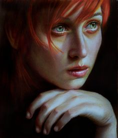 Elegiac by Briscott on Colour Pencils on heavyweight cartridge paperDeviantArt
