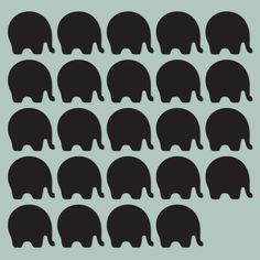 Elephant Magnetic Decals #magnormous #kidsbedroomideas Ice Tray, Silicone Molds, Kids Bedroom, Silhouettes, Magnets, Decals, Elephant, Tags, Sticker