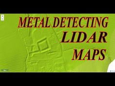 The BEST maps you'll need for metal detecting