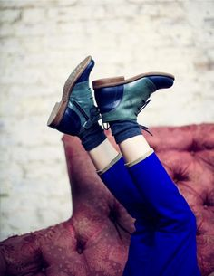 Beautifully crafted Nathalie Verlinden kids footwear and Leocca pants at Shan and Toad for fall/winter 2014