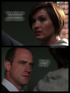 Bensler moment <3 I would want her as a mom any time
