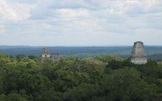Tikal ancient ruins, Guatemala