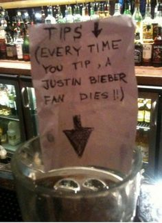 tips are cool!