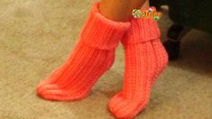 Calcetines – Global Blog Human Knee, Baby Supplies, Leg Warmers, Stockings, Socks, Stitch, Knitting, Sewing, Youtube