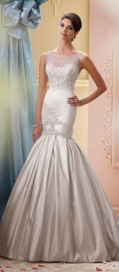 aed84c630c David Tutera for Mon Cheri Spring 2015 Bridal Collection