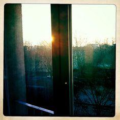 Guten Morgen - Good morning world!
