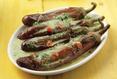 Μαριναρισμένη μελιτζανοσαλάτα-featured_image Food Categories, Salad Recipes, Sausage, Salads, Recipies, Beef, Lenten, Kiosk, Club