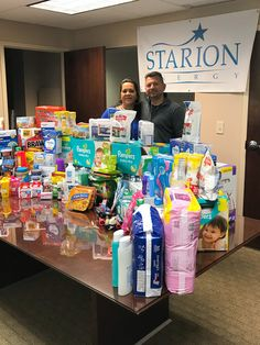 Starion Energy for Puerto Rico Relief: Collecting Over $1,100 in Supplies