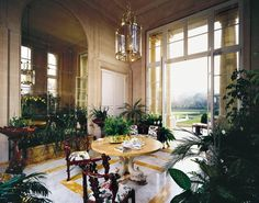 """The loggia at """"Carolands"""" residence of Harriet Pullman and Francis J. Carolan in Hillsborough California. Ernest Sanson 1916. by roomporn"""