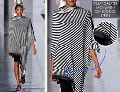 Graphic Movement at Issey Miyake - The Cutting Class