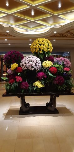 Resorts World Manila, Philippines, Crown, Floral, Corona, Flowers, Crowns, Flower, Crown Royal Bags