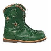 Groene Zecchino D'oro kinderschoenen 1964 boots