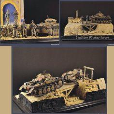 African landscapes PART2 scale: 1:35 By: Pavel Cherepanov From: diorama.ru #scalemodel #diorama #hoby #modelismo #miniatura #miniature #maqueta #maquette #modelism #plastickits #usinadoskits #udk #plastimodelo #plasticmodel #modelisme