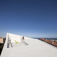 Casa de los Vientos à Cadix en Espagne par José Luis Muñoz Studio - Journal du Design