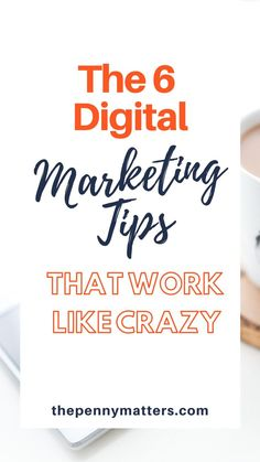Want to improve your marketing strategies? Harness the power of these digital marketing tips and strategies to help you create winning campaigns #digitalmarketing #marketingtips #contentmarketing #digitalmarketingtips #growthhacks via @thepennymatters Digital Marketing Business, Digital Marketing Strategy, Digital Marketing Services, Marketing Strategies, Online Marketing, Online Business, Content Marketing, Mobile Marketing, Inbound Marketing