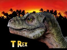 t-rex | Image - Baby T Rex by DsKoRn.jpg - Park Pedia - Jurassic Park ...