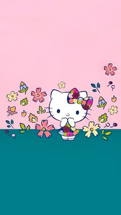 Hello Kitty Pictures, Kitty Images, Hello Kitty My Melody, Sanrio Hello Kitty, Learn Drawing, Learn To Draw, Hello Kitty Wallpaper Hd, Hello Hello, Minions