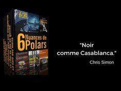 6 Nuances de polars, un coffret romans pour vos vacances d'été (6) Offre limitée jusqu'au 30 juin. Casablanca, Romans, Folding Seat, Shades Of Black, June 30, Casket, Vacation, Livres, Novels