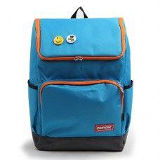 School bag backpack for Laptop Mareart blue bag 8032