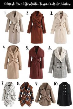 DTKAustin shares her top affordable coats from Chicwish that are under 100 Handbag from Henri Bendel OTK boots from Goodnight Macaroon winter coats for women how to sty. Winter Outfits Women, Winter Coats Women, Winter Dresses, Fashionable Winter Coats, Winter Clothes, Winter Coat Outfits, Long Dresses, Sweater Outfits, Girl Outfits