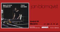 Jan Blomqvist visitar? la cd de m?xico. por Sandra Fuentes Enlace  https://www.rockerosvip.com/conciertos/2018/3/23/jan-blomqvist-visitar-la-cd-de-mxico