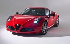 Coming to America: Alfa Romeo 4C