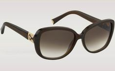 Louis Vuitton sunglasses #Louis #Vuitton #Sunglasses Louis Vuitton Sunglasses, Shady Lady, Cute Sunglasses, Eye Protection, Birkin, Accessories, Rhinestones