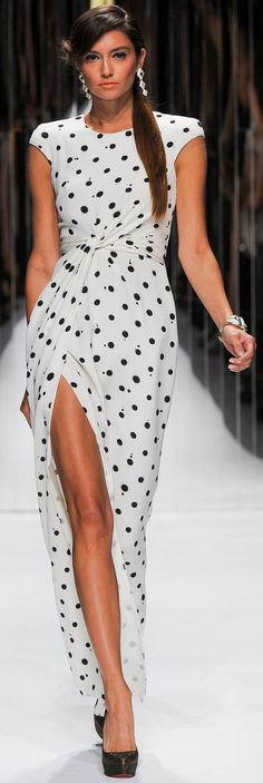 Jenny Packham Spring Summer 2013 Ready-To-Wear Collection.♥✤