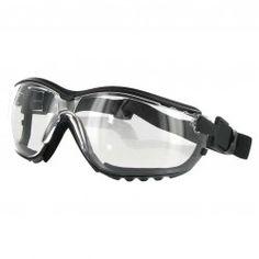 Pyramex V2G Safety Goggles w/ Clear Anti-Fog Lens