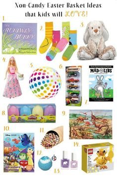 Toddler approved dollar store easter basket ideas baskets easter non candy easter basket ideas your kids will love negle Gallery
