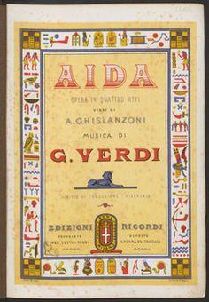Aida Verdi Ghislanzoni 1871