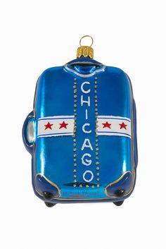New-Chicago Ornaments Series