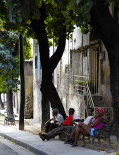 Shade, Santiago de Cuba