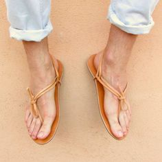 Men  Leather Huaraches with Vibram soles by HoodooProjects on Etsy, $35.00