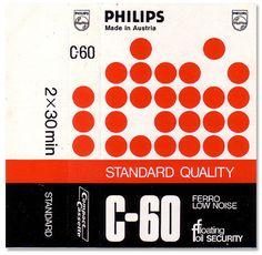 grain edit · Vintage Cassette Tape Covers