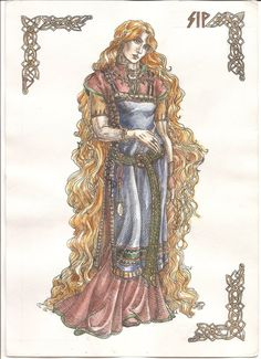 the goddess sif - Google Search