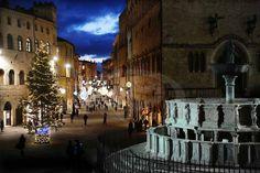 Piazza IV Novembre @_Perugia