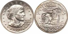 1979-P+D MINT SET INCLUDES TWO FIRST YEAR SUSAN B ANTHONY DOLLARS *SUPER CLEAN