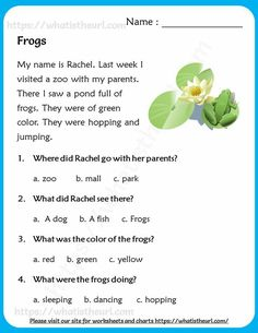 Picture Comprehension, First Grade Reading Comprehension, Phonics Reading, Reading Comprehension Worksheets, Kindergarten Reading, Sequencing Worksheets, Comprehension Strategies, Reading Response, English Reading