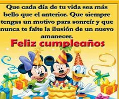 1000 images about tarjetas on pinterest tes frases and - Feliz cumpleanos para ninos ...