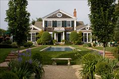 Marshall Watson and Paul Sparks home, architecture by Marshall Watson - East Hampton, NY